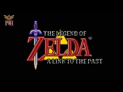 The Legend of Zelda: A Link to the Past (1991) - SoundTrack