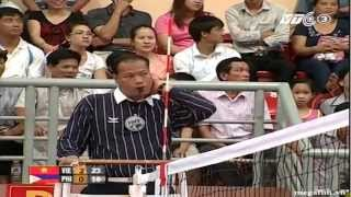 Vietnam vs Philippines - 2014 FIVB Women WCH qualification