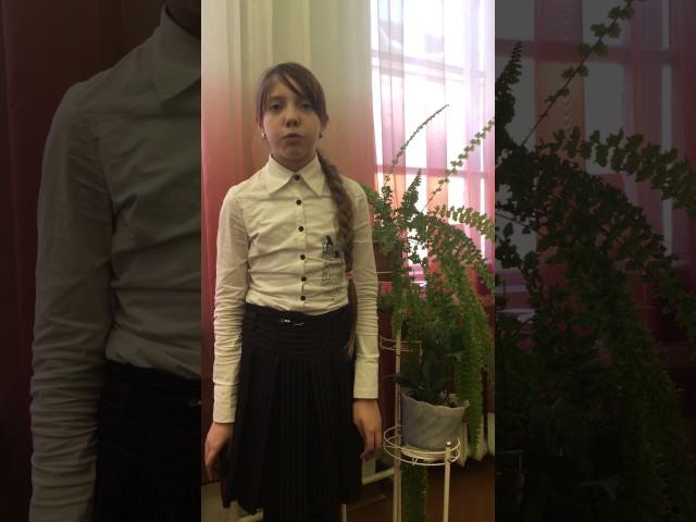 Изображение предпросмотра прочтения – ЖаннаКононенко читает произведение «Мартышка и очки» И.А.Крылова