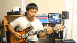 พลังงานจน Feat. เปาวลี พรพิมล - LABANOON (Guitar Cover By Ohm JPBFR)