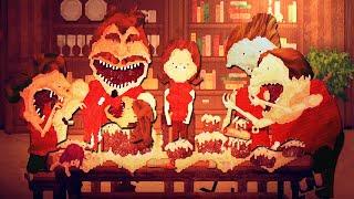 ¡ UNA FAMILIA DE CANIBALES ! Nunca confies en extraños - Butcher Valley juego completo
