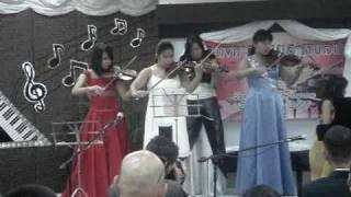 Pam's Violin Recital