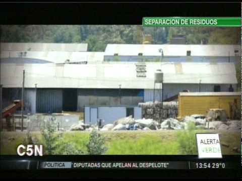 C5N - ALERTA VERDE: OBLIGATORIEDAD DE LA SEPARACION DE RESIDUOS