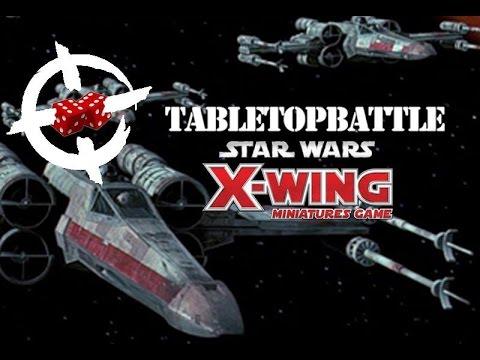 X-Wing battle report #2: Chewie/Lt Blount vs IG 88 x 2