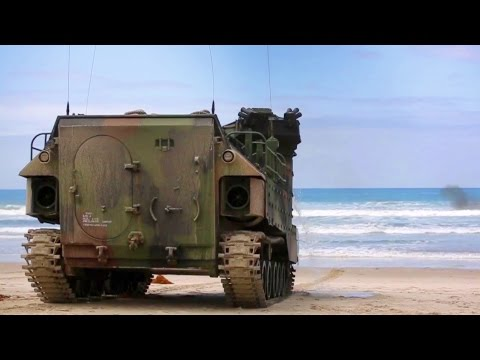Assault Amphibious Vehicle - Marine Corps Operational Test and Evaluation Activity