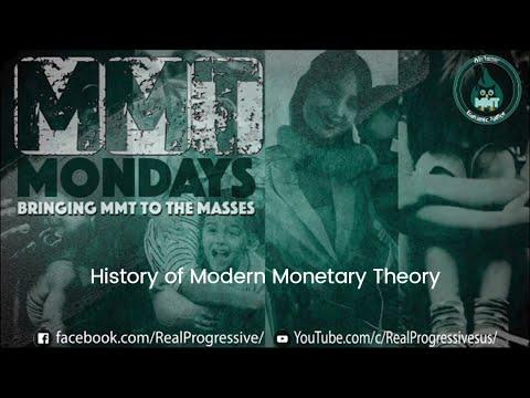 History of Modern Monetary Theory