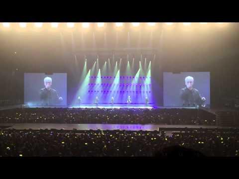 20150725 Big Bang Concert in Malaysia Singing + Talking