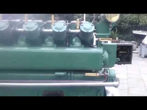 industrie 4d41 grootmoederstijd en motoren museum