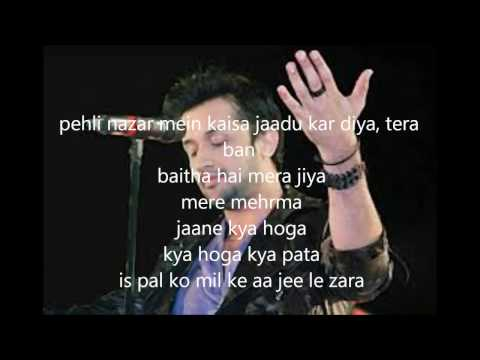 Atif Aslam mashup - lyrics