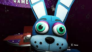 Five night at freddy's VR HELP WANTED #1