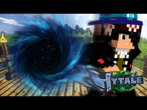 FEROMONAS em HYTALE Mod #6 Um BURACO NEGRO (Dark Hole)