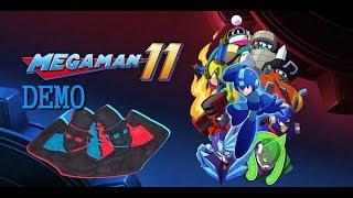 Mega man 11 [DEMO] - Chinstrap Chaps