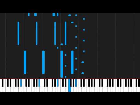 How To Play Fireflies By Owl City On Piano Sheet Music Youtube