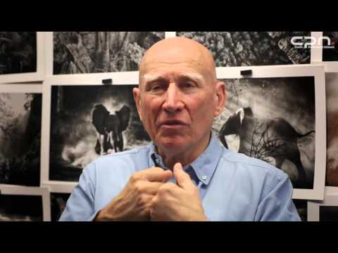 In Conversation With Sebastião Salgado - Canon