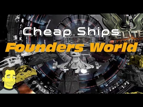 Elite Dangerous - Looking for Cheap Ships
