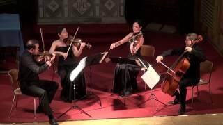 Quatuor Terpsycordes, Beethoven op. 18 n. 6: IV. Adagio « la Malinconia » — Allegretto quasi Allegro