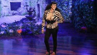 Ellen Reveals Her Halloween Kostume!