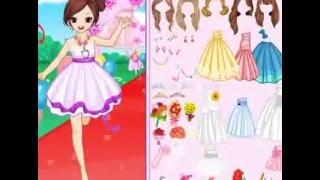 Игры-Диди Невеста В Платье Устремляются Вверх Игры Для Девочек