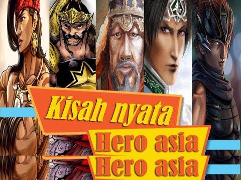 KISAH TERSEMBUNYI DIBALIK HERO MOBILE LEGENDS ASAL ASIA