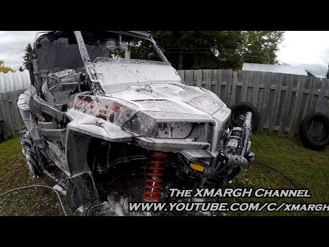 Step By Step Guide To Cleaning Your RZR! UTV, ATV, RZR Foam Cannon