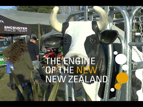 What's the future of NZ agriculture? | Massey University