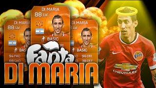 FANTA MOTM DI MARIA AND THE MESSI CRISIS! FIFA 15 ULTIMATE TEAM