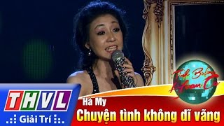 Ca sĩ Hà My hát