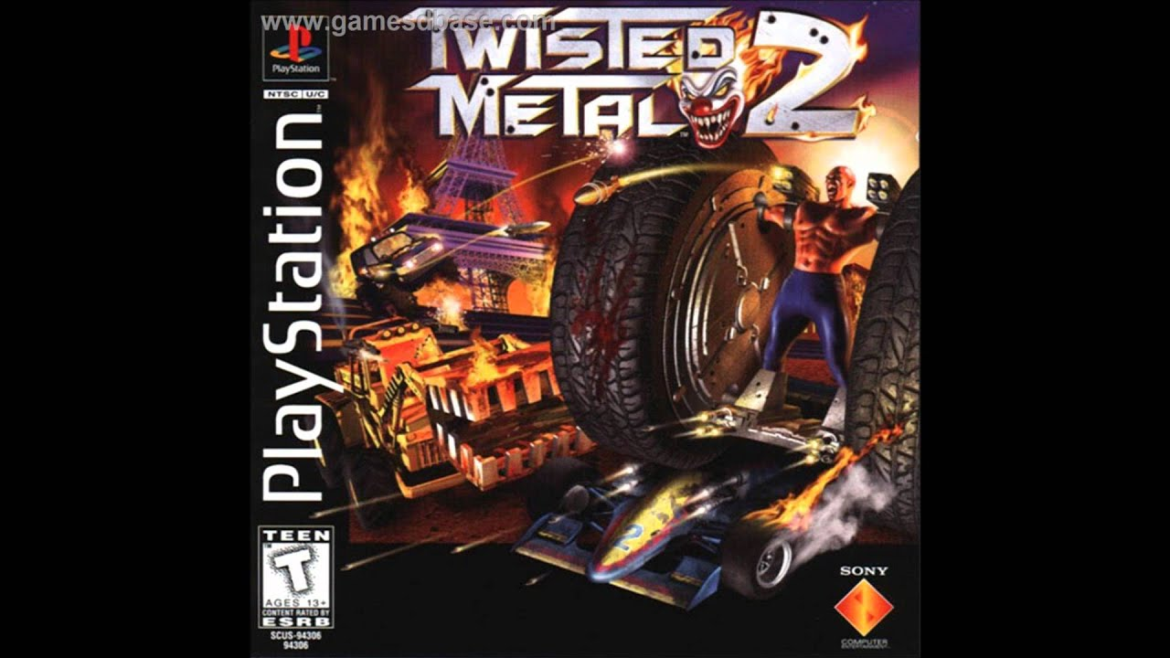 Twisted Metal: The Complete Series (Worst to Best) - YouTube