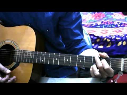 Saiyaan - Kailash khair - SUFI/ROMANTIC SONG - SIMPLE COMPLETE GUITAR COVER LESSON CHORDS