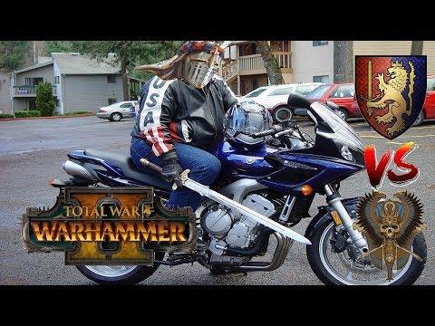 Bretonnia vs Tomb Kings | GAWD HELP US : Total War Warhammer 2