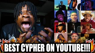 Crypt - YouTube Cypher Vol. 2 ft. Mac Lethal, Quadeca, ImDontai, Devvon Terrell, VI Seconds & Scru