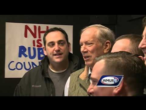 George Pataki Campaigns For Marco In NH | Marco Rubio for President