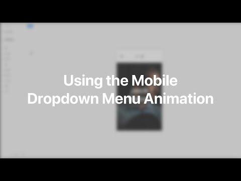 Using The Mobile Dropdown Menu Animation | YOOtheme Documentation (Joomla)