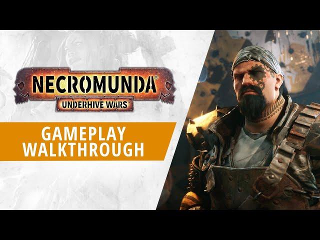 Necromunda: Underhive Wars (видео)