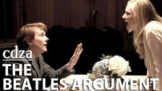 Repeat youtube video The Beatles Argument