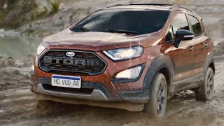 Video 2018 Ford EcoSport Storm - The Best 4WD Compact SUV !! download MP3, 3GP, MP4, WEBM, AVI, FLV Juli 2018