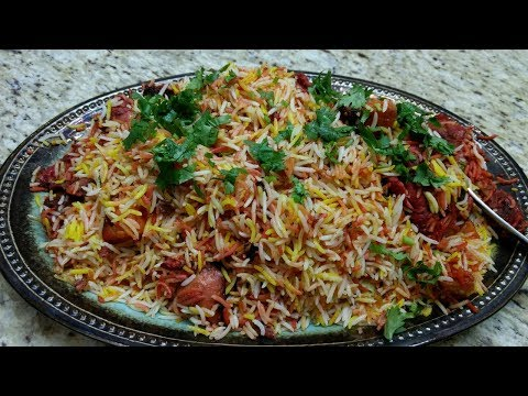 Chicken Tandoori Rice - Laila Jugon Laila's Homecooking and Spices Episode 2