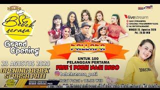 Download Mp3 Live Streaming New Pallapa Grand Opening Bebek Serasa Pati
