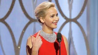 jennifer lawrence wins best actress at 2016 golden globes for joy