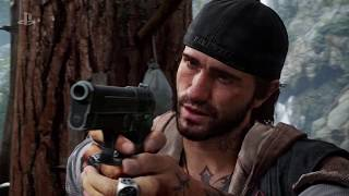 Days Gone - Gameplay Demo PS4 E3 2017