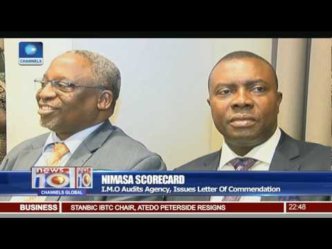 NIMASA Scorecard: I.M.O Audits Agency, Issues Letter Of Commendation