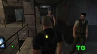 Splinter Cell Double Agent: JBA HQ 1 - Mission 3