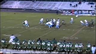 Antonio Francis 2010 Step Your Game Up, LLC Varsity Football Highlight Video.