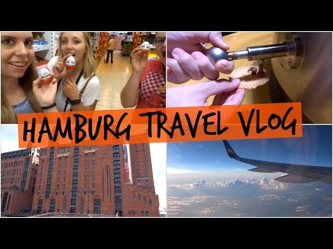 Traveling to Hamburg, Germany!