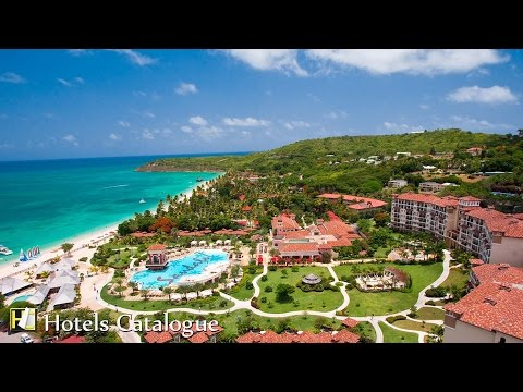 All-Inclusive Sandals Grande Antigua Resort and Spa - Luxury Caribbean's Hotel Tour