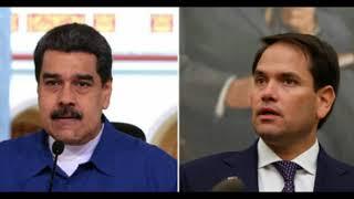 Senator Rubio Calls for Military Coup In Venezuela