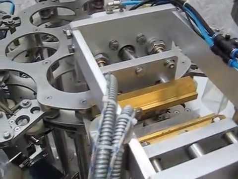 Автомат мод. TDP-3M для пакетов Дойпак с Zip Lock