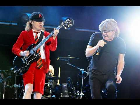 ACDC Quiz  Whats that song again? Easy