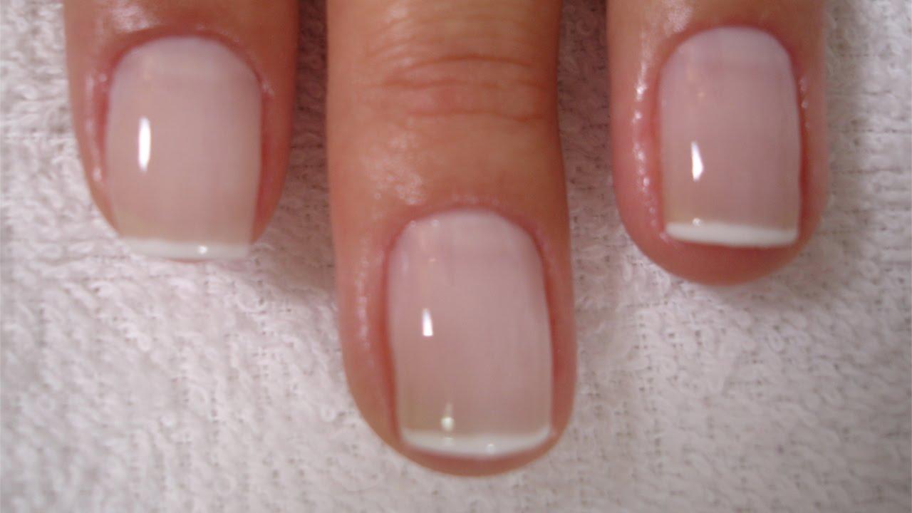 curso capacitação de manicure e pedicure unhas à francesinha65978 Curso De Desenho Na Unha #20
