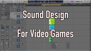Video Game Sound Design - Making a Punchy Sound!